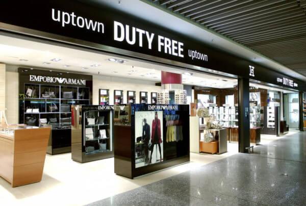 Из Dute free разрешается брать больше воды в салон самолета