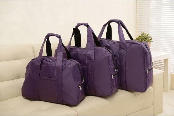 Вариант женской сумки в ручную кладь 1