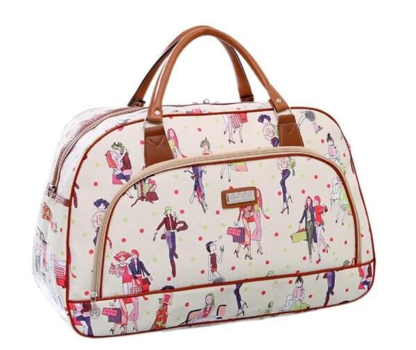 Вариант женской сумки в ручную кладь 3