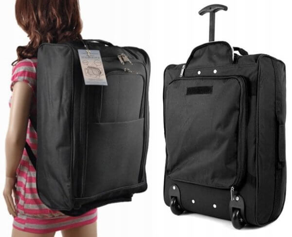 портплед-рюкзак на колесах